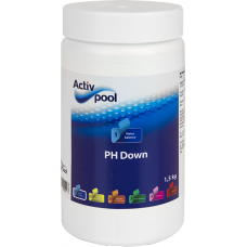 ActivPool PH Minus - 1.5 KG, PH Down
